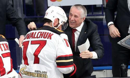 «Что-то сумасшедшее». Наставник принципиального соперника «Барыса» восхищен матчем с ЦСКА