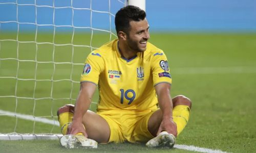 Сборная Украины лишилась бразильца перед матчем с Казахстаном в сентябре