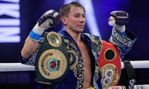 «Будущий член Зала славы». The Ring отметил значимость титула Геннадия Головкина
