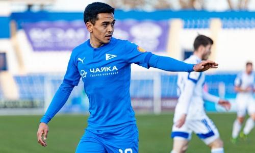 Российский клуб футболиста сборной Казахстана потерял три очка на 92 минуте и продлил серию без побед