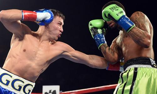 Самый известный ринг-анонсер в мире вспомнил бой Геннадия Головкина с нокаутом. Видео