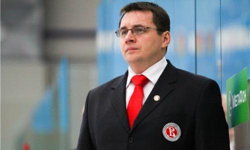 Экс-наставник «Барыса» и сборной Казахстана стал основным кандидатом на пост главного тренера клуба КХЛ