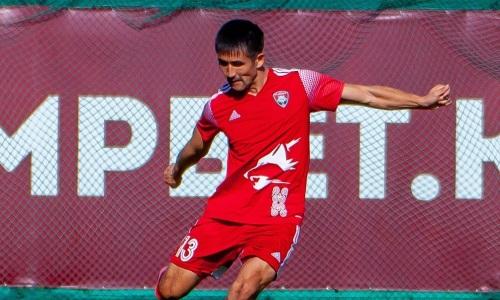 Казахстанский футболист провел 100-й матч за «Кайсар»