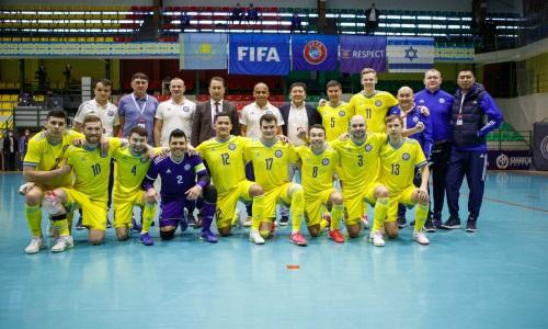 Стало известно, когда сборная Казахстана узнает своих соперников по чемпионату мира-2021