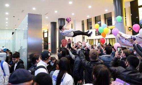 Казахстанские боксеры превзошли себя на молодежном чемпионате Мира. Этому есть доказательство