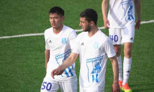 «Тараз-Каратау» одержал уверенную победу «Игіліком» в матче Первой лиги