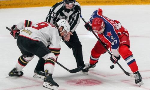 КХЛ выпустила превью к пятому матчу финала Кубка Гагарина с участием принципиального соперника «Барыса»