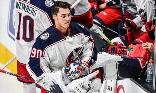 Соперник сборной Казахстана на ЧМ-2021 может остаться без вратаря из НХЛ