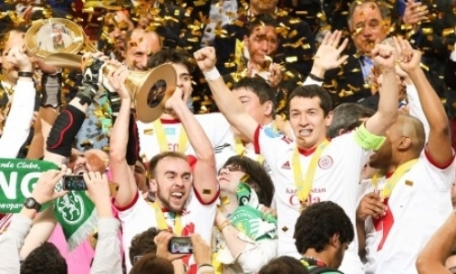 УЕФА вспомнил захватывающую победу «Кайрата» над «Барселоной» вфинале Лиги Чемпионов. Видео