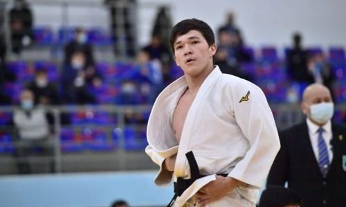Объявлен состав сборной Казахстана по дзюдо на Grand Slam в Казани