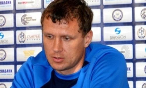 Известный казахстанский бомбардир станет главным тренером в едва не погибшем клубе