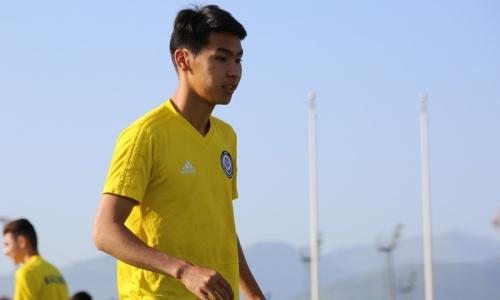 «Надо вытерпеть». Озвучены перспективы Сейдахмета после первого за два года гола