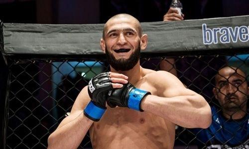 «Сюрприз-сюрприз, я иду за тобой». Хамзат Чимаев выбрал звездную жертву в UFC