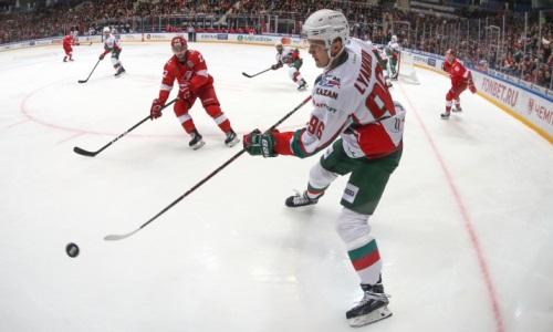 Клуб НХЛ решил усилиться защитником соперника «Барыса» по конференции