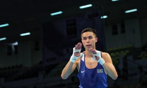 Стало известно, против кого казахстанские боксеры выступят в финале турнира в Сербии
