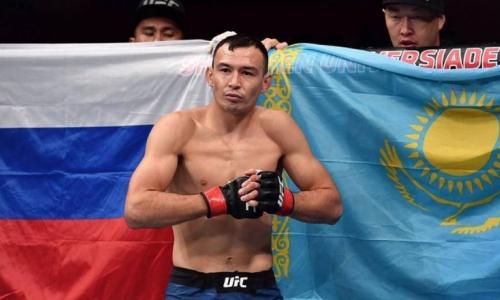 «Не стоит бросаться словами, подумай о своем поведении». Казахский файтер UFC ответил блогеру на «мальчика-мячика»