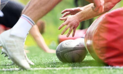 Команда из Казахстана примет участие в международном турнире по регби в Кыргызстане