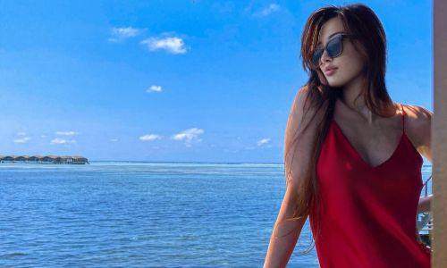 Как Сабина Алтынбекова с мужем отдыхает на Мальдивах. Казахстанка показала сказочные фото