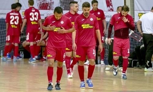 Прямая трансляция матча «Кайрат» — «Бенфика» в четвертьфинале Лиги Чемпионов