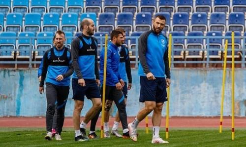 Клуб РПЛ игроков сборной Казахстана подписал двух футболистов