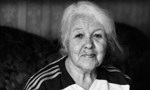 Умерла легендарная болельщица футбольного клуба «Астана»