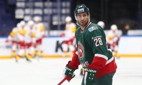 Еще один экс-хоккеист «Барыса» может оказаться без нового контракта с клубом КХЛ