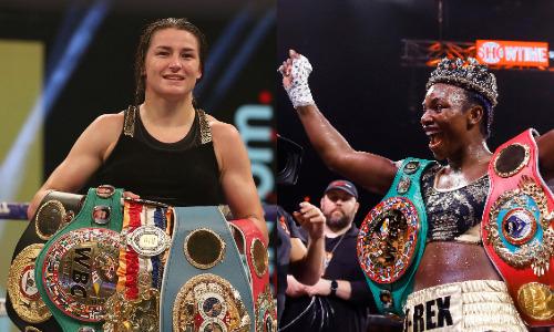 «Как Ломаченко против Головкина». Абсолютная чемпионка мира высказалась о бое с другой «королевой бокса»