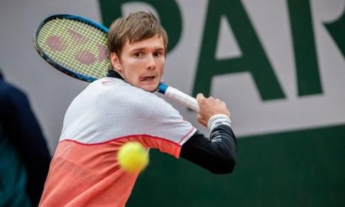 Казахстанские теннисисты завершили свои выступления на турнирах в Европе