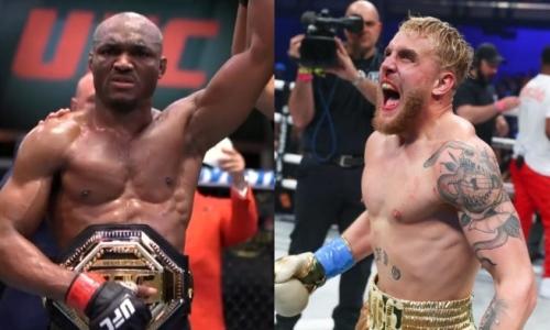 «Выбью всё де**мо». Чемпион UFC Камару Усман и блогер Джейк Пол договорились о бое