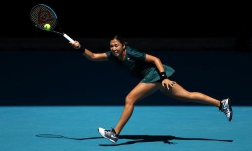 Зарина Дияс уступила в финале квалификации турнира в Мадриде