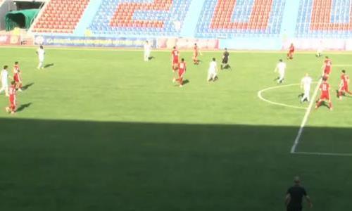 Видео гола Байтаны матча Премьер-Лиги «Тараз» — «Актобе»