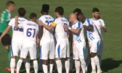 Видеообзор матча Премьер-Лиги «Тараз» — «Актобе» 3:1