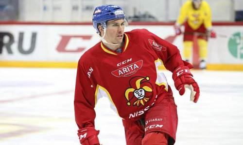 Соперник «Барыса» по КХЛ лишился своего лучшего защитника-бомбардира