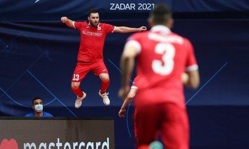 «Кайрат» устроил эпичную рубку с «Бенфикой» и вышел в полуфинал Лиги Чемпионов