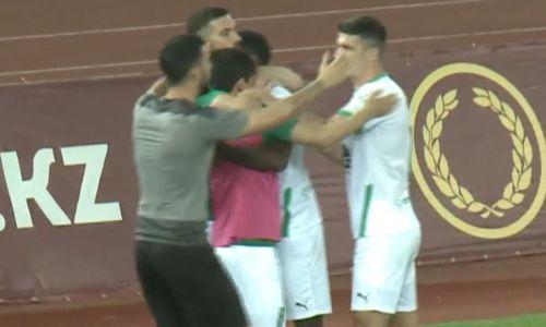 «Атырау» на выезде победил «Туран» в матче с пенальти в КПЛ