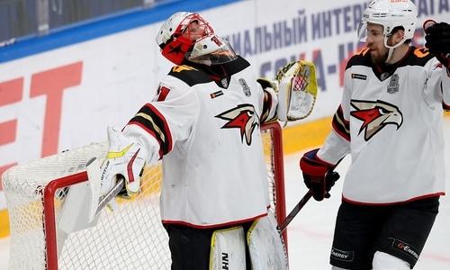 Принципиальный соперник «Барыса» снова одолел ЦСКА и стал обладателем Кубка Гагарина