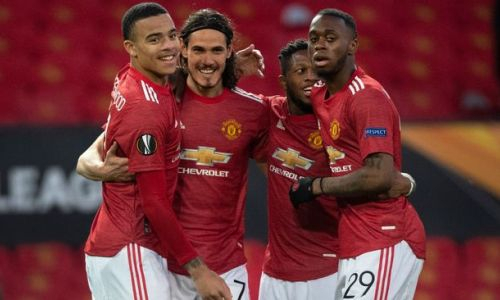 Прямая трансляция «Манчестер Юнайтед» — «Рома» в полуфинале Лиги Европы