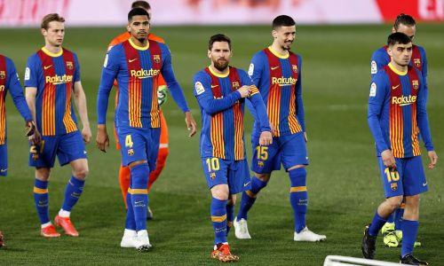 Прямая трансляция матча Ла Лиги «Барселона» — «Гранада»