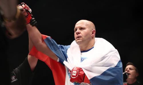 Bellator предложил Федору Емельяненко варианты соперников