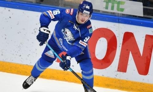 «На стадии развития». Подписание «Барысом» хоккеистов сборной Казахстана получило объяснение