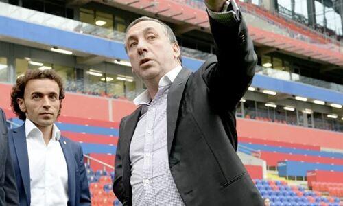Президент и гендиректор ЦСКА Зайнутдинова могут возглавить клуб РПЛ с другим футболистом сборной Казахстана