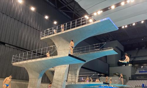 Казахстанская спортсменка выступит на Кубке мира по прыжкам в воду