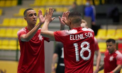 «Актобе» одержал волевую победу над «Аятом» в первом матче плей-офф за третье место
