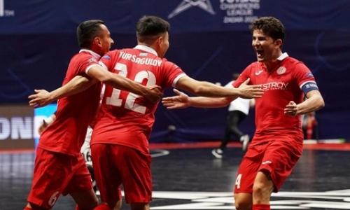 Объявлена дата полуфинала Лиги Чемпионов, в котором «Кайрат» сыграет с «Барселоной»