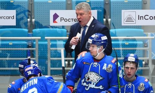 Не больше четырех? «Барыс» узнал о новых правилах аренды хоккеистов в КХЛ
