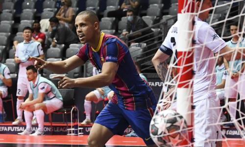 Видеообзор исторического матча «Барселона» — «Кайрат» в полуфинале Лиги Чемпионов