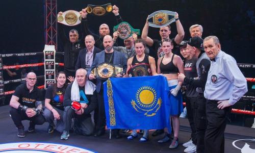 Фируза Шарипова сохранила свою позицию в рейтинге WBA