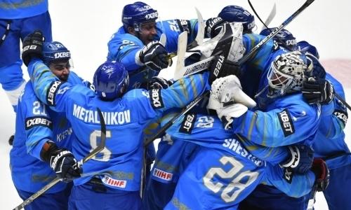 В составе сборной Казахстана произошли изменения перед чемпионатом мира-2021