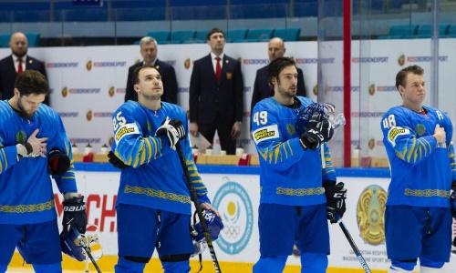Натурализованный хоккеист «Барыса» прибудет в сборную Казахстана из Лас-Вегаса