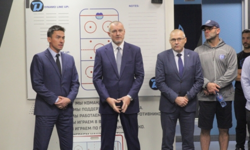 Соперник «Барыса» по КХЛ остался без генерального директора